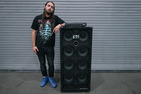 Bad Wolves bass gear